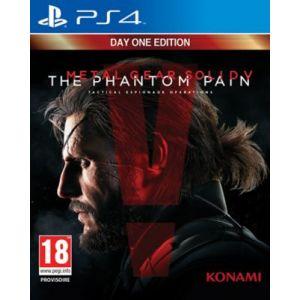Metal Gear Solid V : The Phantom Pain [PS4]