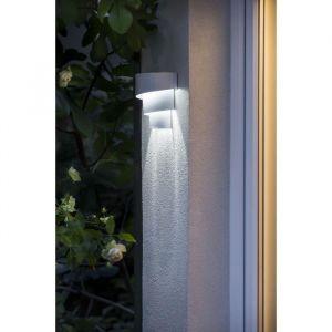 Galix Applique murale solaire G10 moderne et très éclairante - 50 lumens Applique murale à énergie solaire G10 moderne - 50 Lumens - Métal - Diffuseur plastique - 1 W