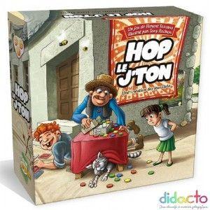 Opla Hop Le J'Ton - Jeux de société