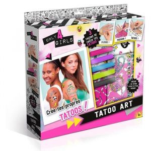 Canal Toys Tatoo Art