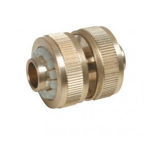Silverline 633535 - Raccord en laiton pour tuyaux 12,5 mm