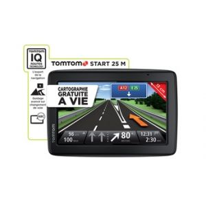 TomTom Start 25 M Europe 45 pays - GPS auto