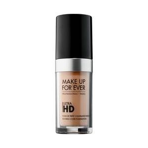 Make Up For Ever Ultra HD 210 Rose albatre - Fond de teint couvrance invisible