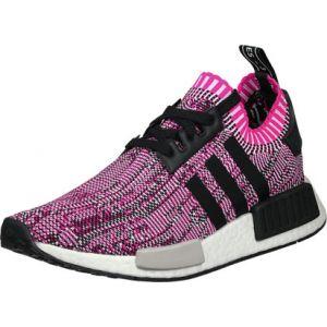 Adidas Nmd R1 Pk W chaussures rose noir chiné 38 EU