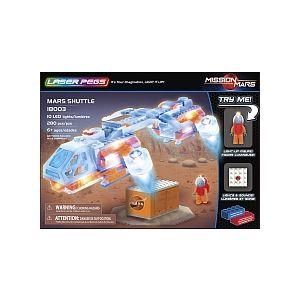 Templar Laser Pegs - Mars Shuttle