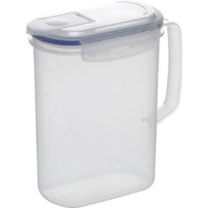 Image de Emsa 506773 - Pot conservateur gradué Clip and Close (1,5 L)