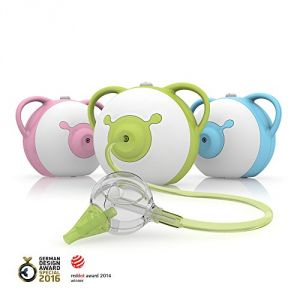 Nosiboo Aspirateur nasal électrique