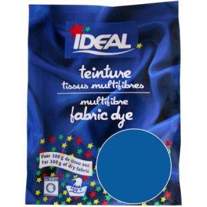 Ideal Teinture pour tissu multifibres - 15 g - bleu France