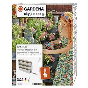 Gardena Kit darrosage pour mur végétal NatureUp! - 13156-20