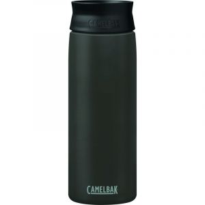 Camelbak Hot Cap Vacuum Insulated Stainless Bottle 600ml, black Bouteilles isothermes