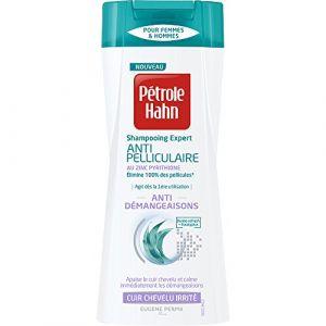 Pétrole Hahn Shampooing antipelliculaire anti-démangeaisons Expert cuir chevelu irrité 250 ml