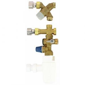 Thermador Kit de securite pour chauffe-eau thermodynamique sortie horizontale - KMIXH