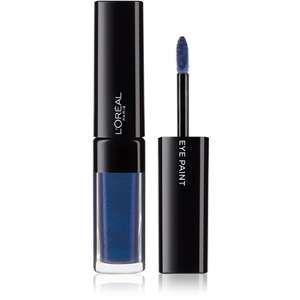 L'Oréal Infaillible Paint Ombre à paupières 204 Infinite Blue