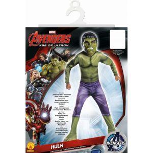 Déguisement Hulk avengers garçon