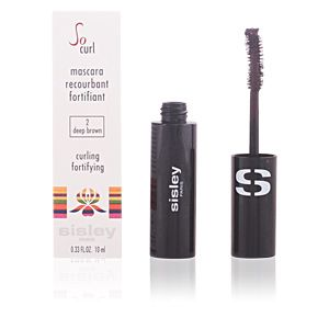 Sisley So Curl 02 Deep Brown - Mascara recourbant fortifiant