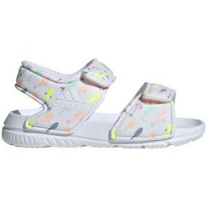 Adidas Sandales enfant ALTASWIM I FTWWHT/CLEORA/HIREYE F34793 blanc - Taille 27