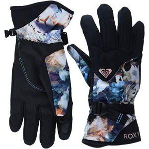 Roxy Jetty - Gants de ski/snowboard pour Femme - Bleu