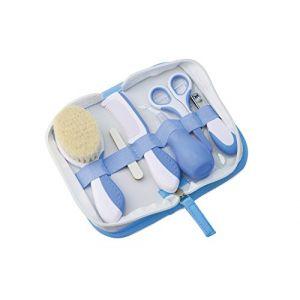 Nuvita Kit de soin pour bébé - Bleu