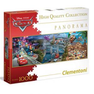 Clementoni Panorama - Puzzle Cars 1000 pièces