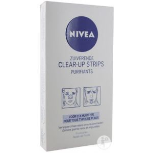 Nivea Visage clear-up strips purifiant