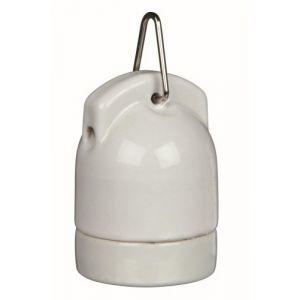 Trixie Accessoires d'éclairage Douille Céramique Pro Socket, à Suspendre