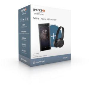 Sony Pack XA2 32 Go + casque sans fil WH-CH500