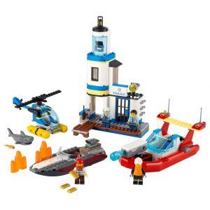 Lego Les garde-côtes et les marins-pompiers en mission