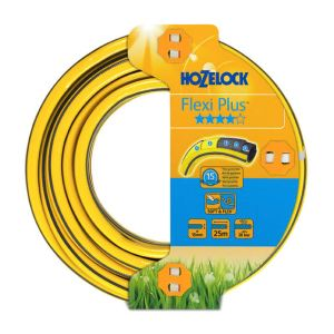 Hozelock 145141 - Tuyau d'arrosage Flexi Plus Ø 15 mm 25 m