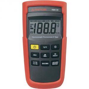 Amprobe TMD-50 - Thermomètre numérique type K à 2 entrées