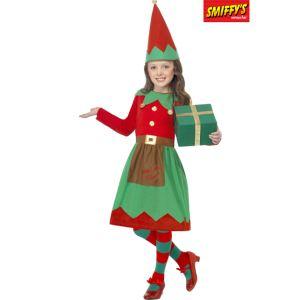 Déguisement petite elfe (4 à 12 ans)
