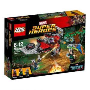 Lego 76079 - Super Heroes Marvel : L'attaque du ravageur