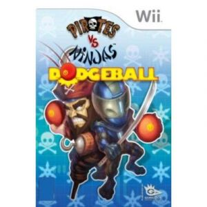 Pirates VS Ninjas - Dodgeball [Wii]