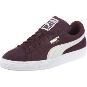 Puma Suede Classic, Sneakers Basses Femme, Violet (Winetasting-White), 37 EU