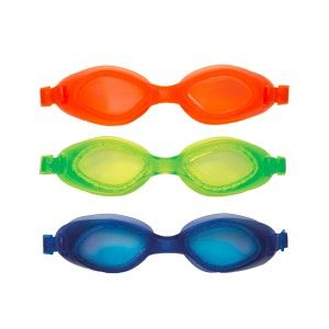 Spin Master SwimWays - Pack de 3 lunettes de natation