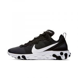 Nike Chaussure React Element 55 pour Homme - Noir - Couleur Noir - Taille 47.5