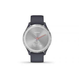 Garmin VIVOMOVE 3S Silver Blue - Bracelet connecté