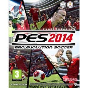 PES 2014 : Pro Evolution Soccer sur PSP