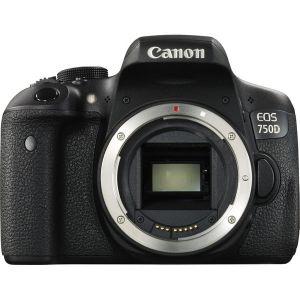 Canon EOS 750D (Boitier nu)