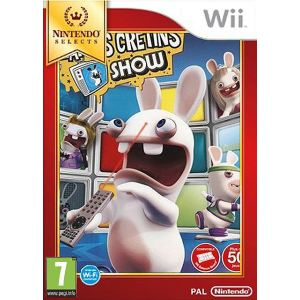 Rayman Prod' Présente : The Lapins Crétins Show [Wii]
