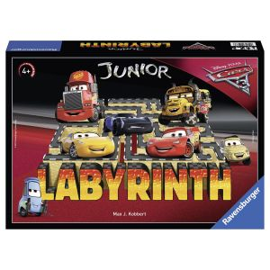Ravensburger Labyrinthe Junior Cars 3