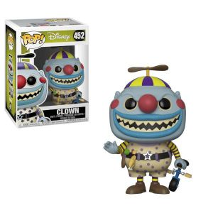 Funko Figurine - Pop - Disney - NBX - Clown