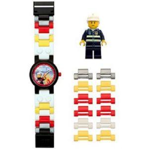 Lego 8020011 - Montre pour garçon City Pompier