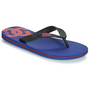 DC Shoes Tongs enfant SPRAY B SNDL XBRK bleu - Taille 36,37,39,33,34,35