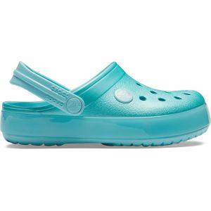 Crocs Sabots enfant Sabot uni Crocband Ice Pop Clog K bleu - Taille 28 / 29,30 / 31,27 / 28,29 / 30