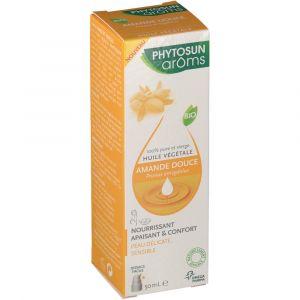 Phytosun aroms Huile bio amande douce 50 ml