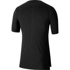Nike Hautà manches courtes Dri-FIT pour Homme - Noir - Taille S - Male