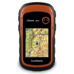 Garmin eTrex 20x - GPS randonnée