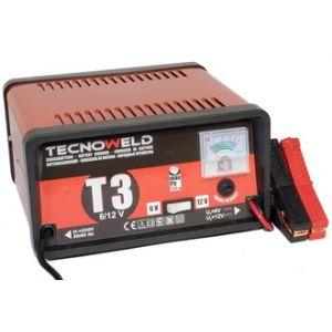 Proweltek Chargeur de Batterie 6/12V - Moto Auto Camion - Batterie:de 15 à 100 Ah