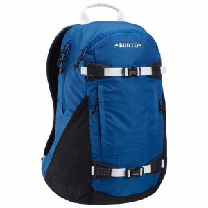 Burton Snowboard Sacs à dos Day Hiker 25l - Classic Blue Ripstop - Taille One Size