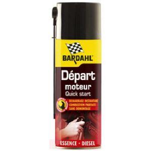 Bardahl Départ Moteur Essence Et Diesel Réf:4562 400ml Qualité Pro !
